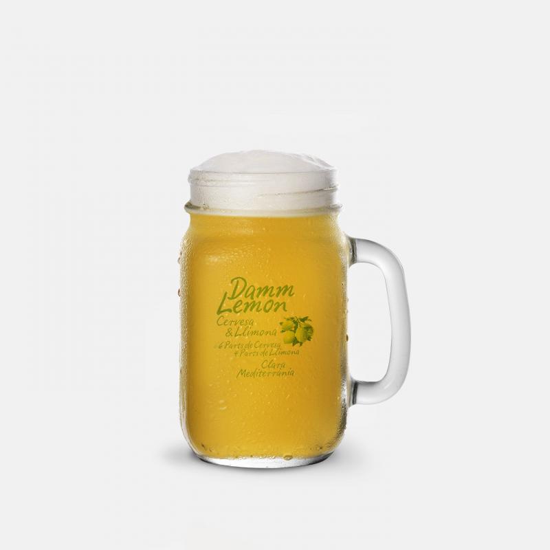 Jarra Damm Lemon